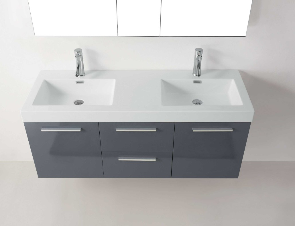 Bathroom Vanity Cabinets 54 Inches