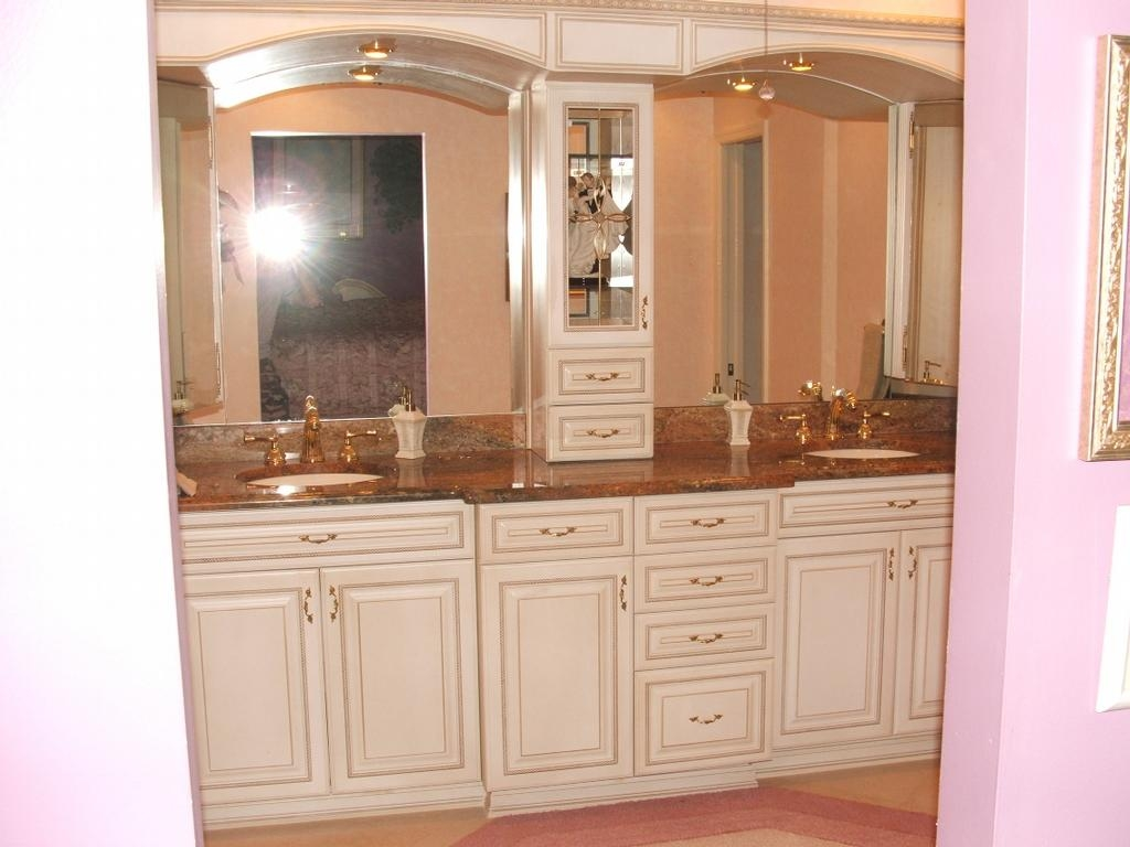 Bathroom Vanity Tower Cabinets