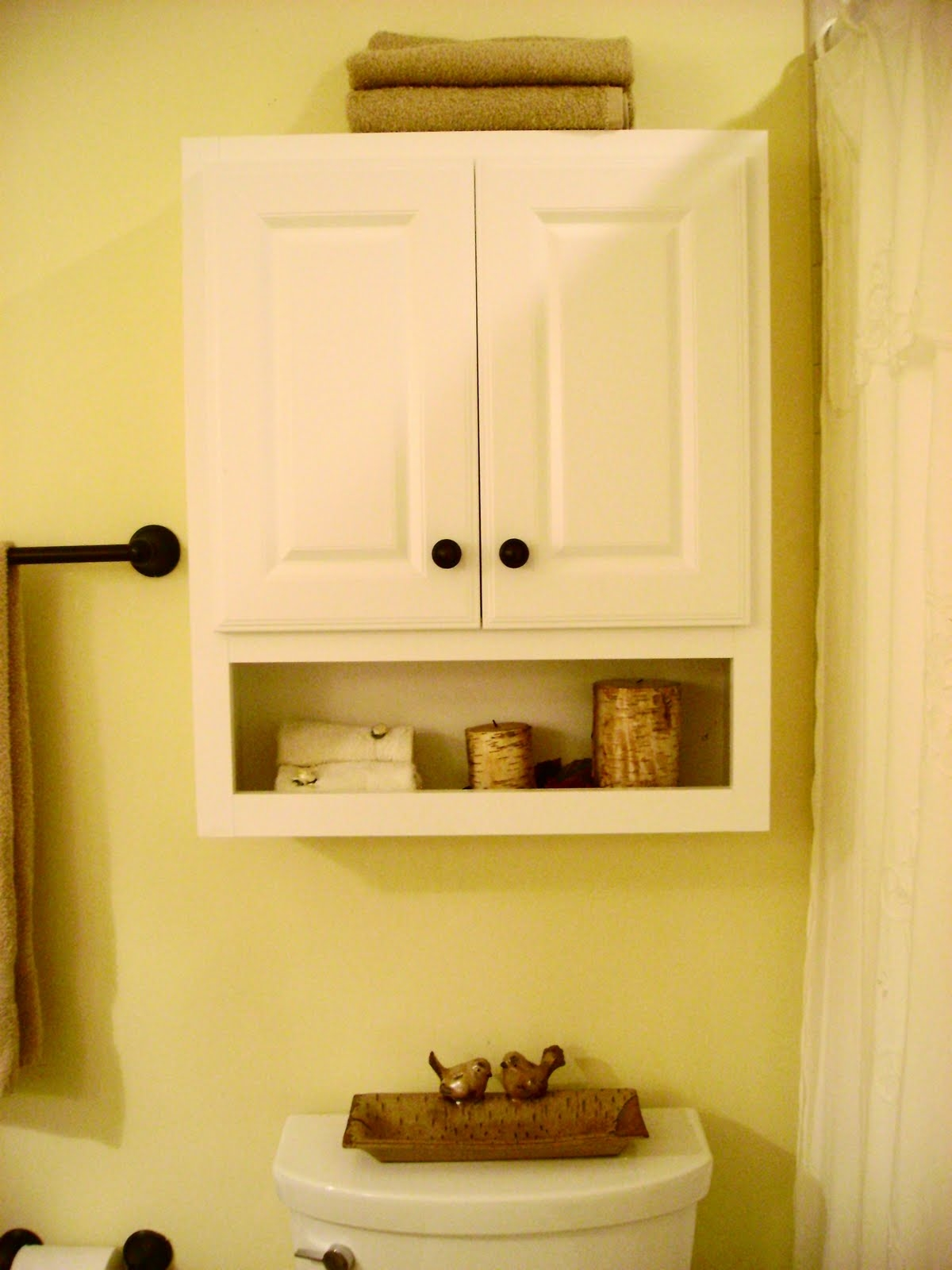 Bathroom Wall Cabinets For Over The Toilet