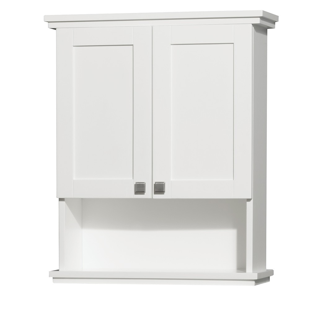 Permalink to Bathroom Wall Cabinets Louvered