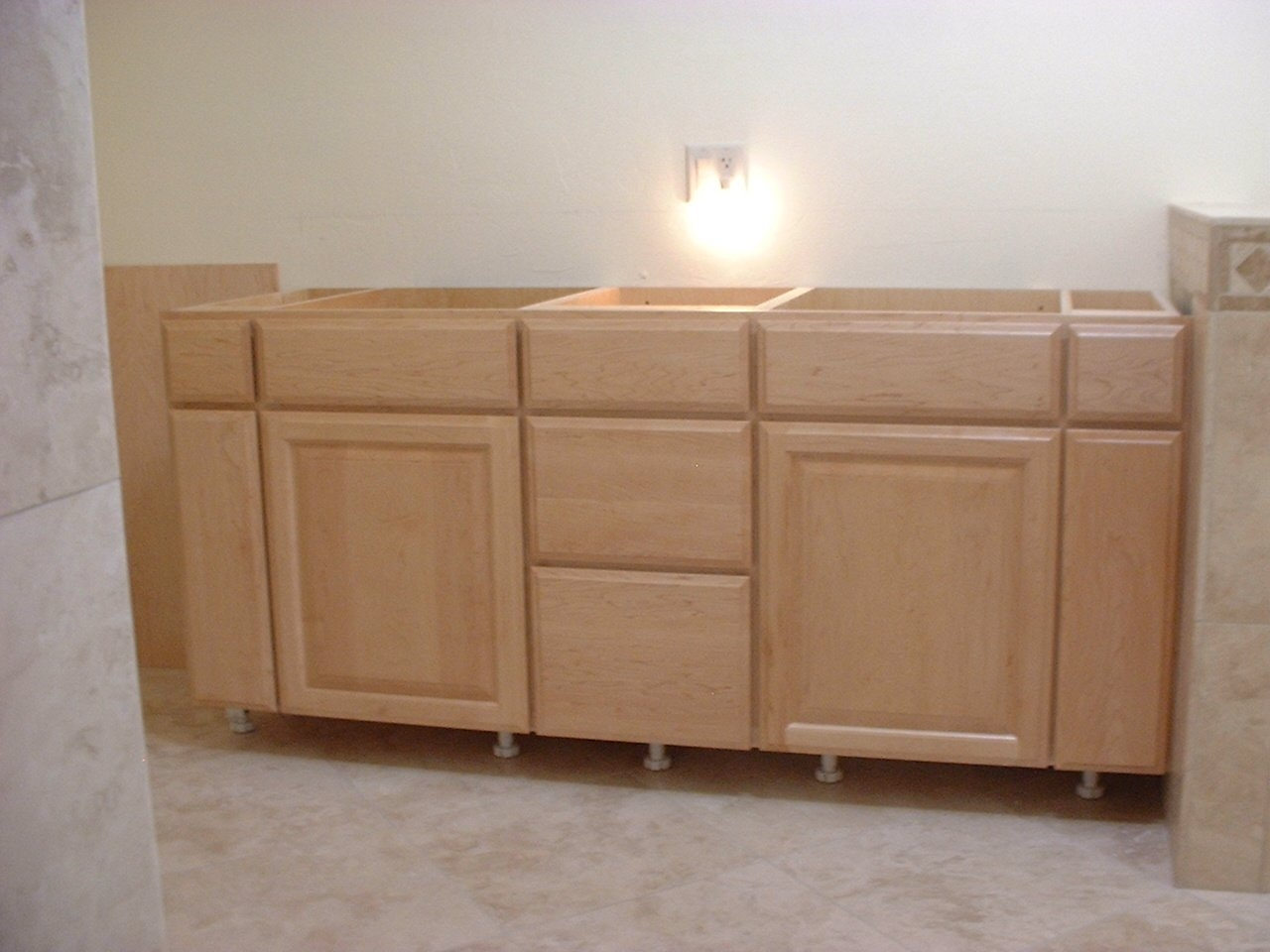 Build Your Own Bathroom Vanity Cabinets