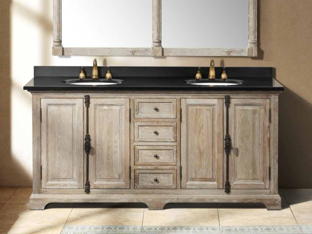 Distressed Bathroom Vanities Wooddistressed bathroom vanities globorank