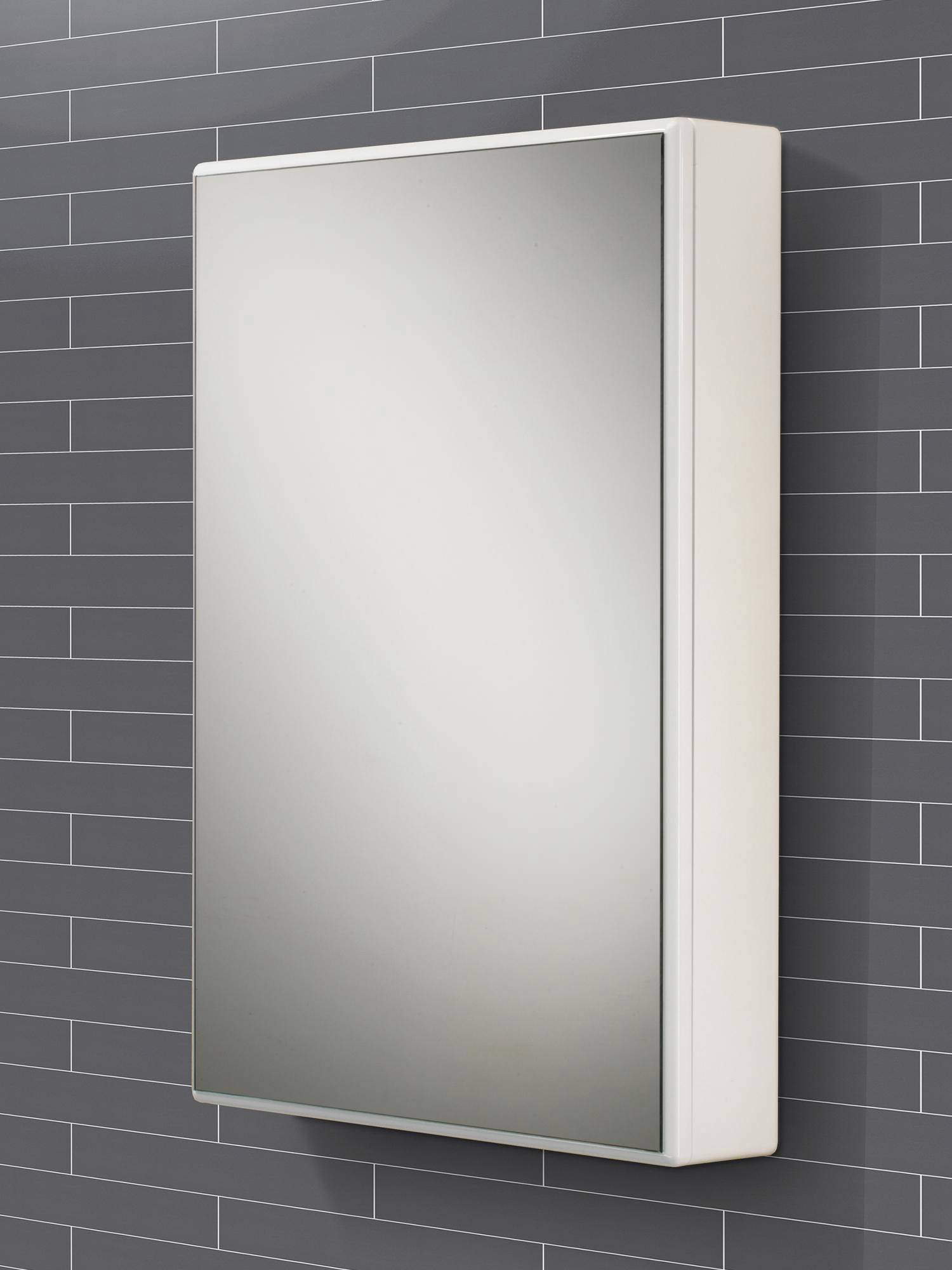 Double Swivel Mirror Door Bathroom Cabinet1500 X 2000