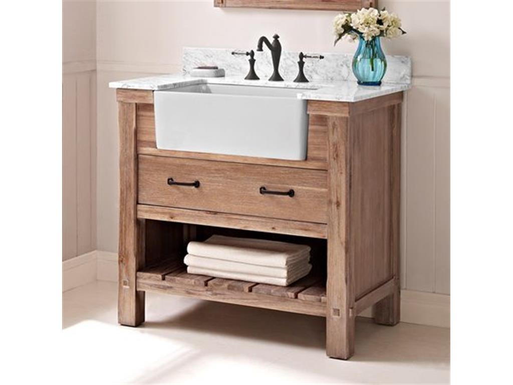 Farmhouse Bathroom Vanity Sinks