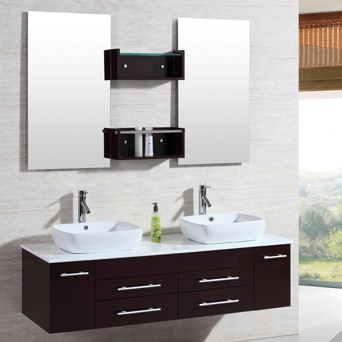 Floating Bathroom Vanity 60