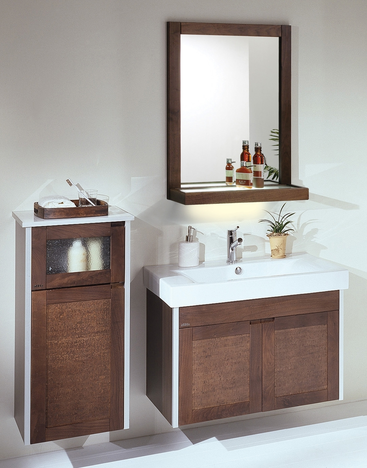 Floating Bathroom Vanity Traditional