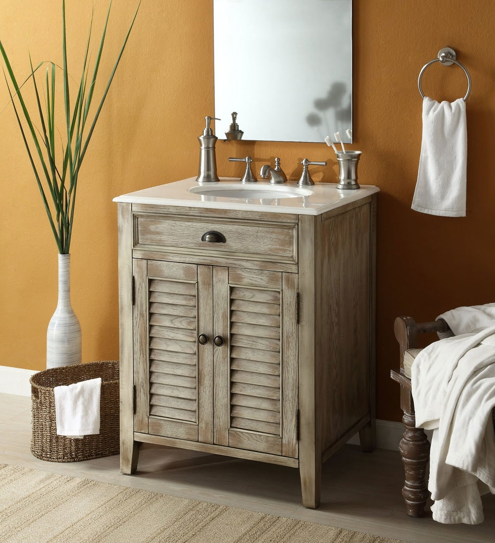 Permalink to Free Standing Bathroom Sink Cabinets