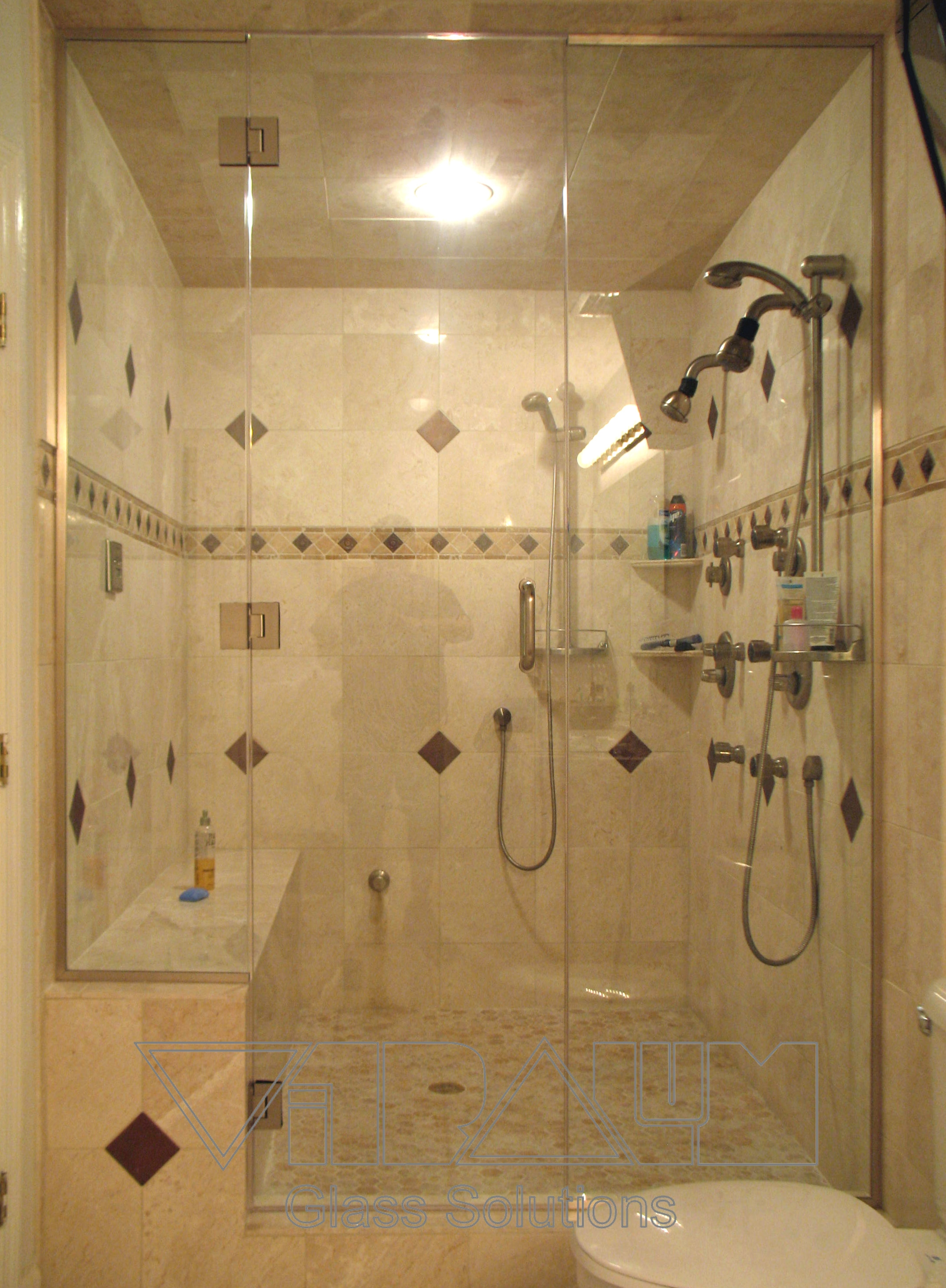Free Standing Shower Cubicles For Small Bathrooms