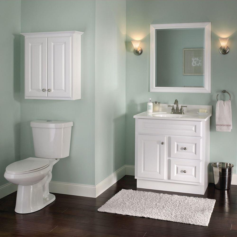 Hampton Bay Bathroom Cabinets