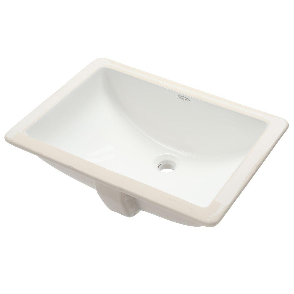 Home Depot Bathroom Sinks Undermount
