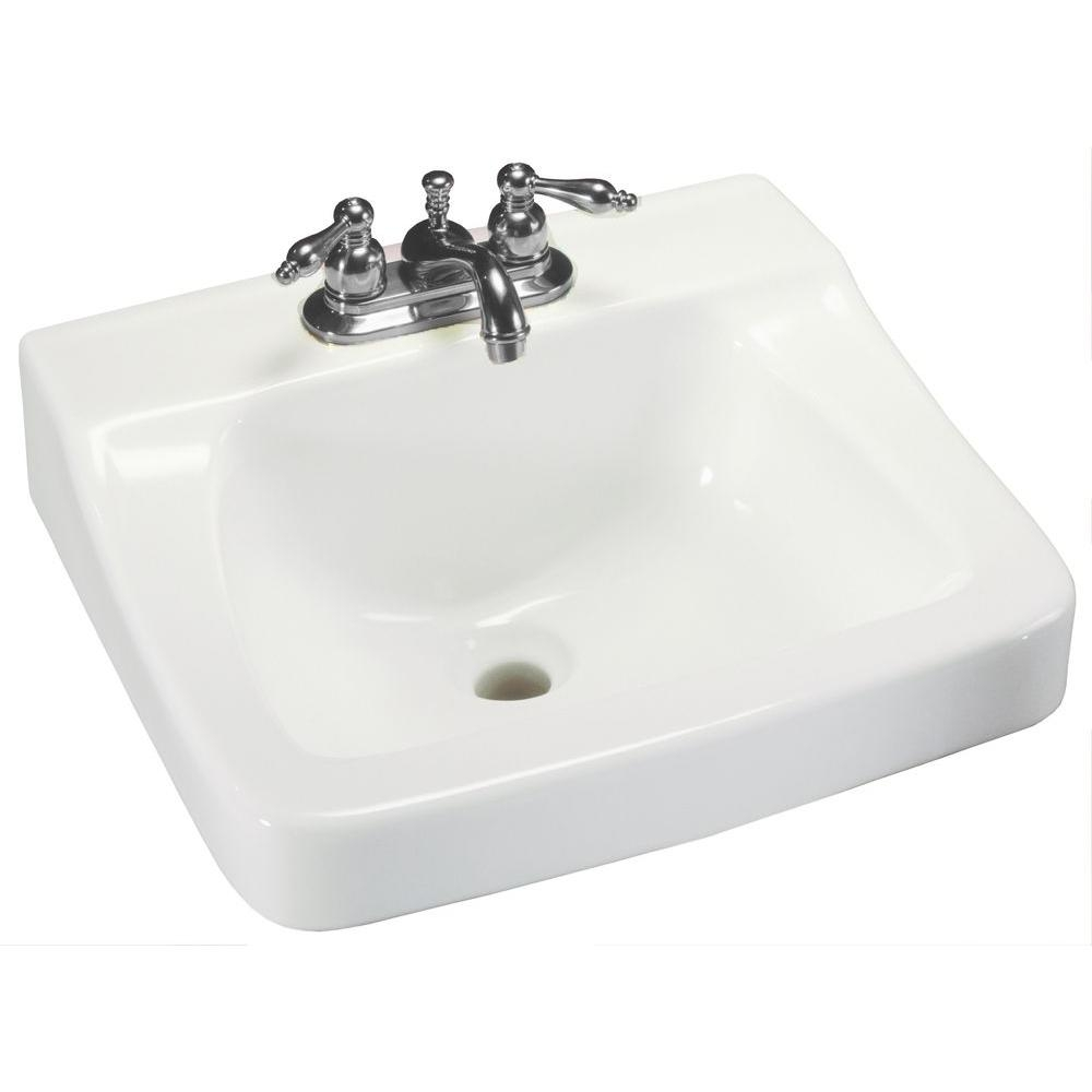 Permalink to Home Depot Bathroom Sinks Wall Mount