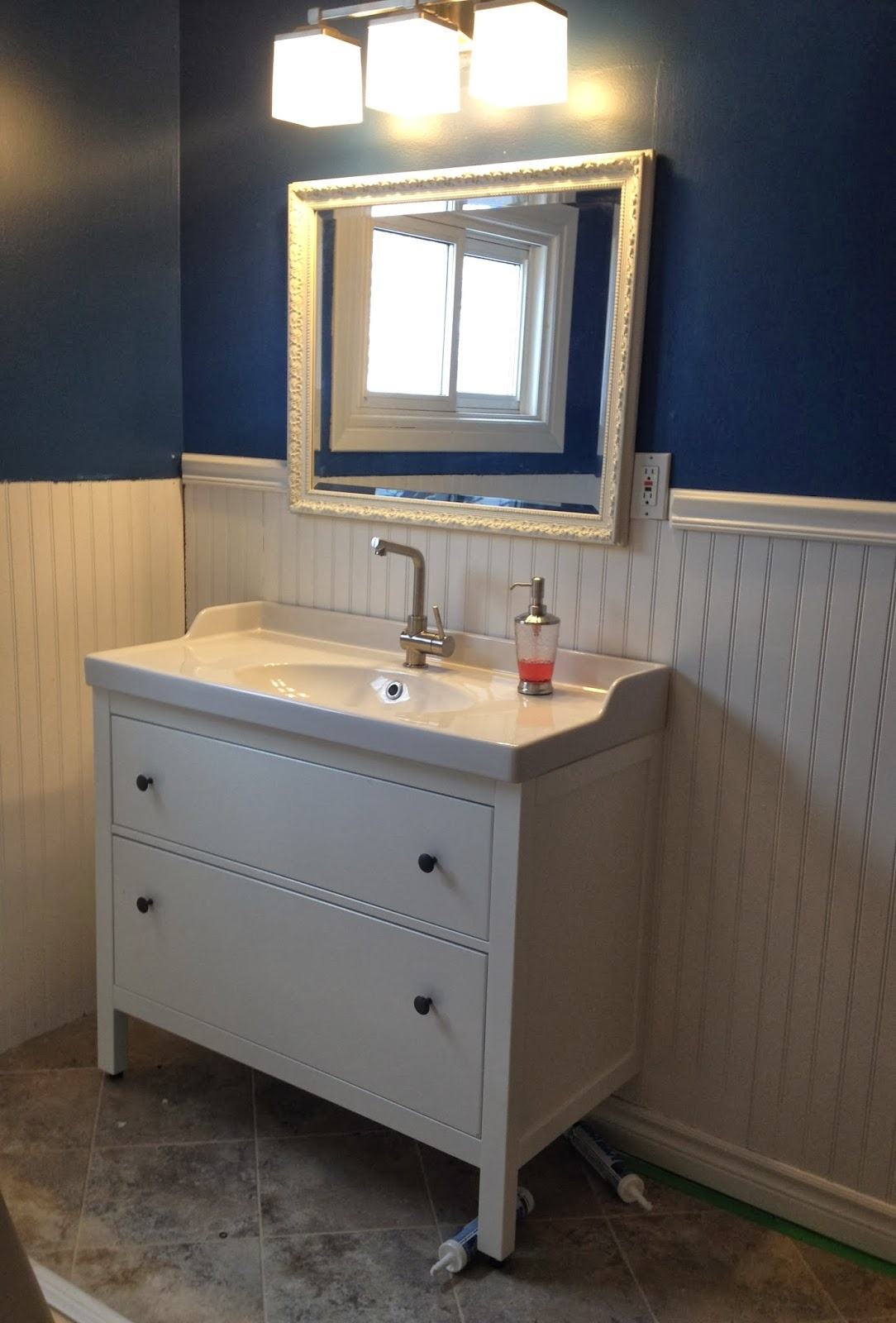 Ikea Hemnes Bathroom Vanity Reviews
