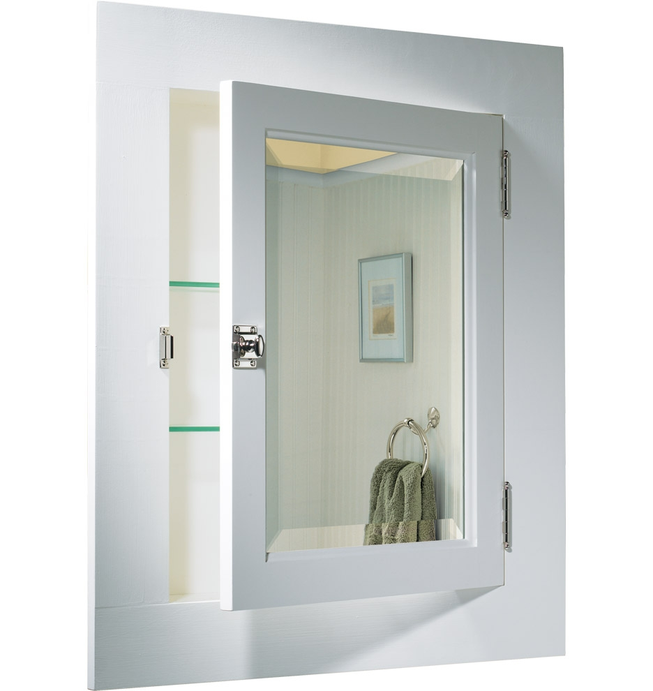 Locking Cabinet For Bathroom