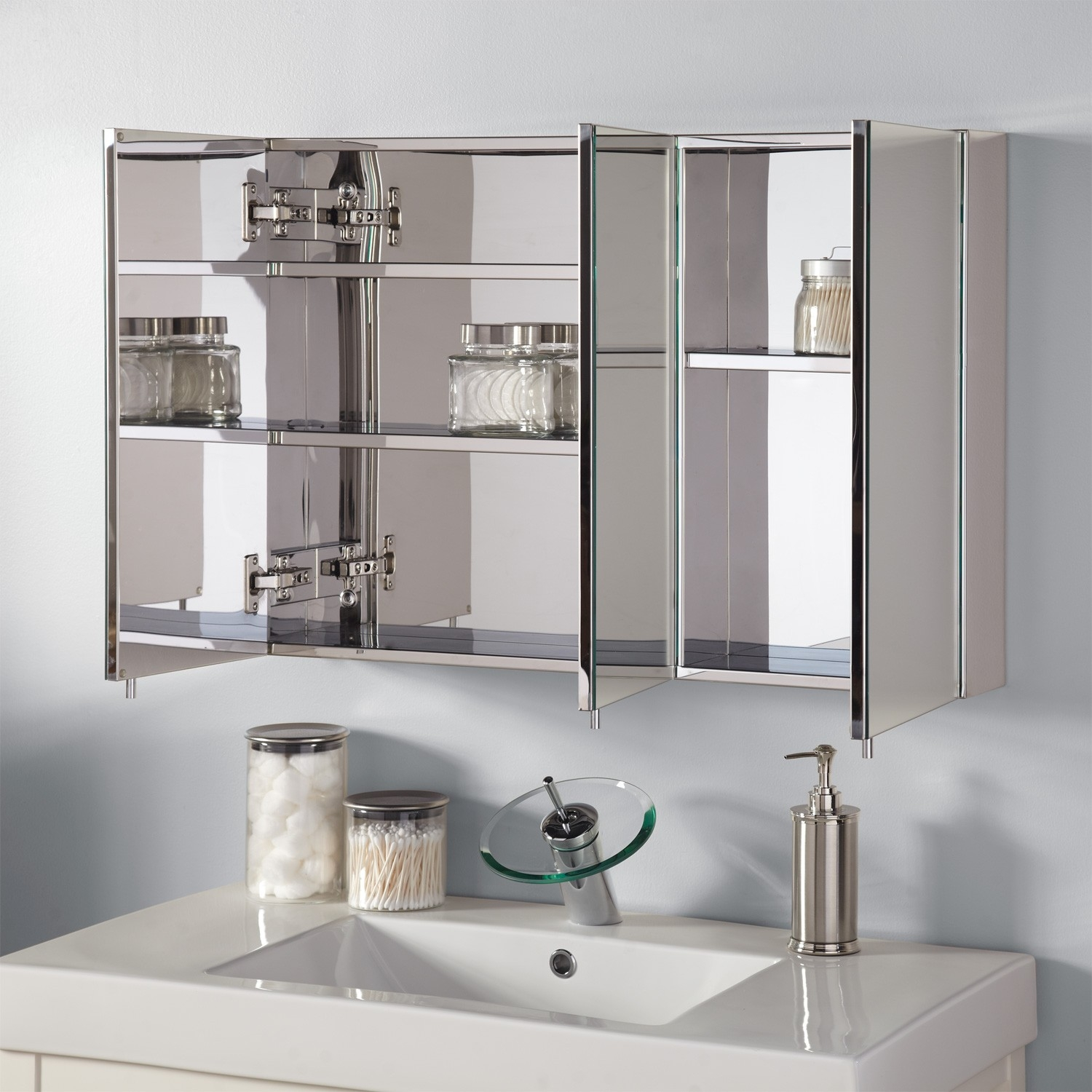 Medicine Cabinet For Bathroom Modern1500 X 1500