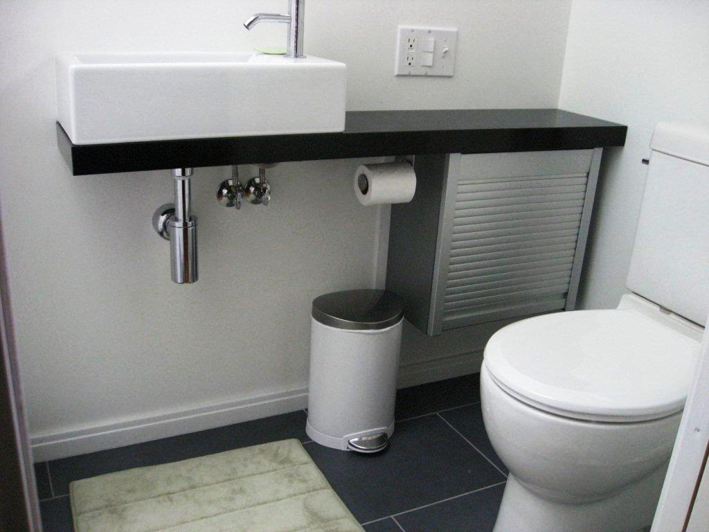 Permalink to Narrow Bathroom Vanities And Sinks
