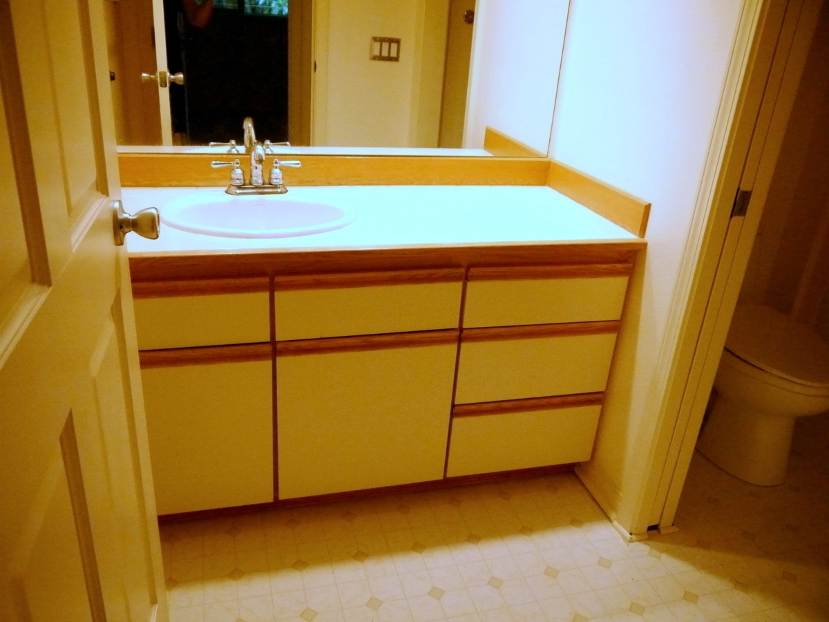 Reface Bathroom Cabinet Doors