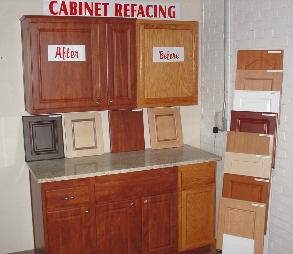 Reface Or Replace Bathroom Cabinets