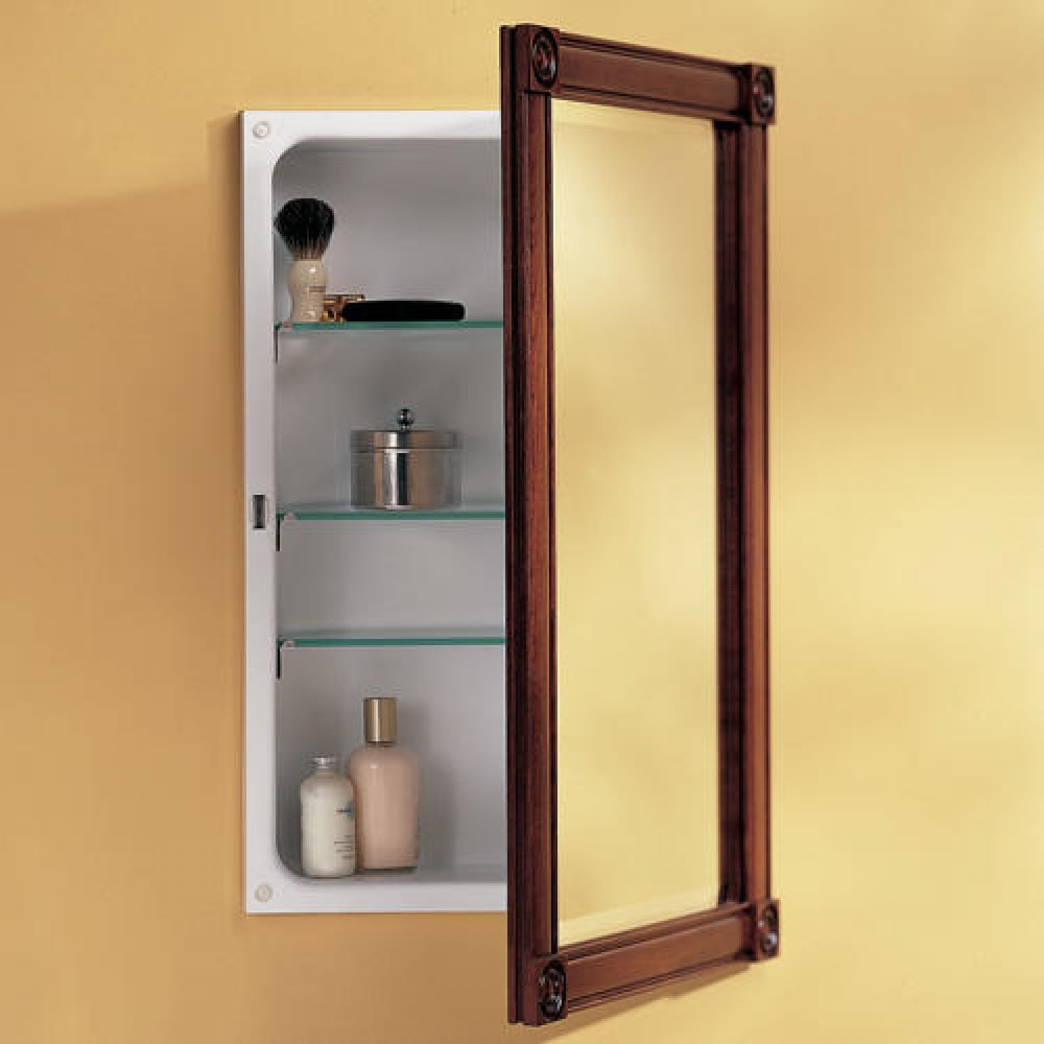 Rustic Medicine Cabinet For Bathroom