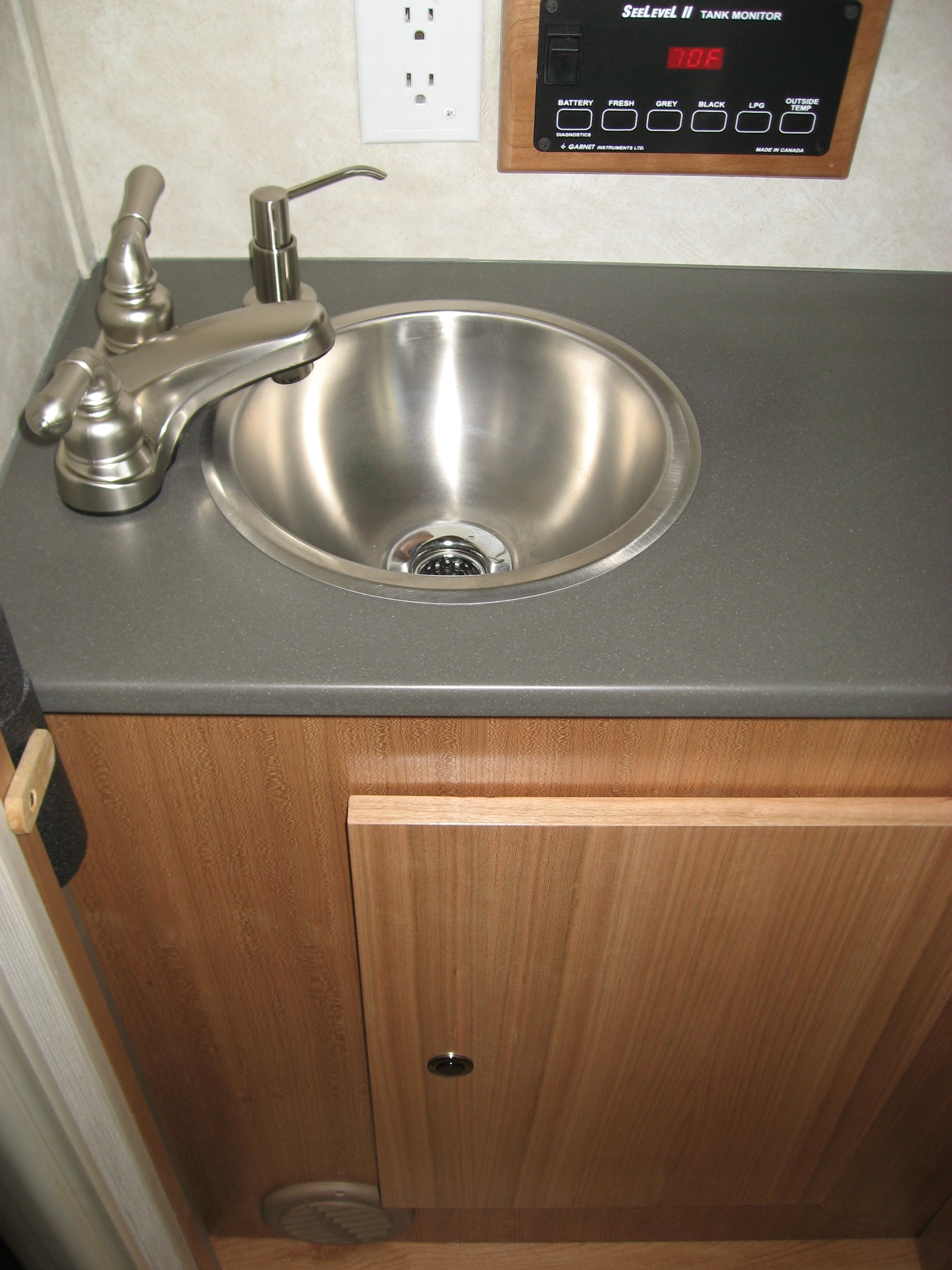 Rv Bathroom Vanity Top