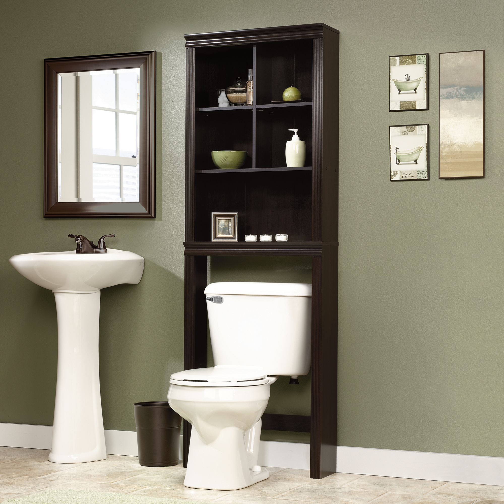 Sauder Bathroom Vanity