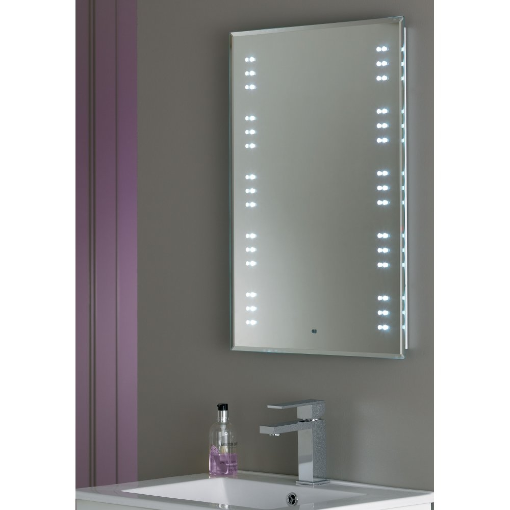 Slim Bathroom Cabinet With Shaver Socket