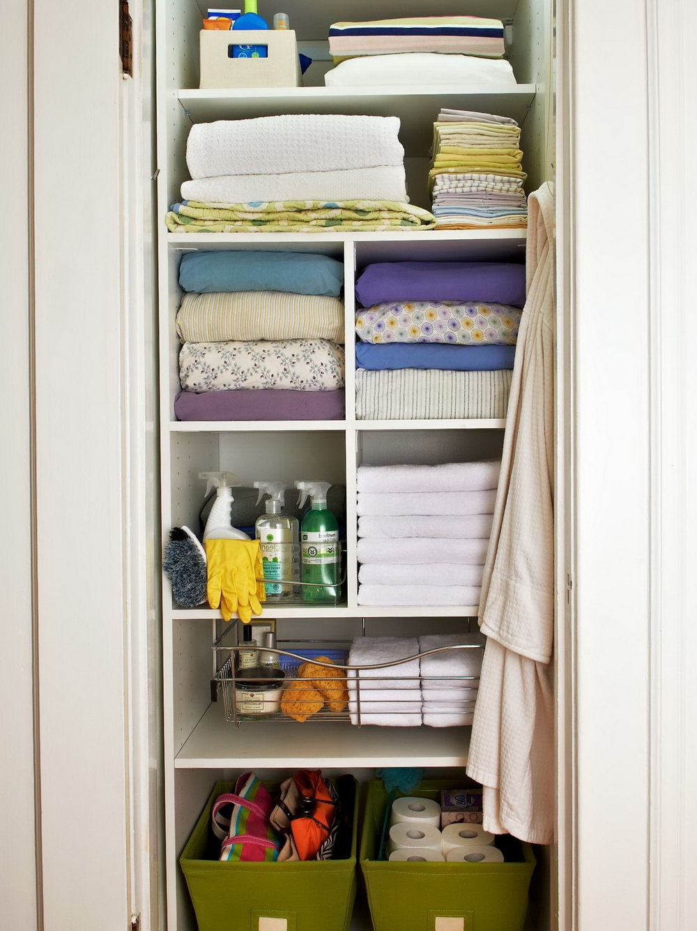 Small Bathroom Linen Closet Dimensions