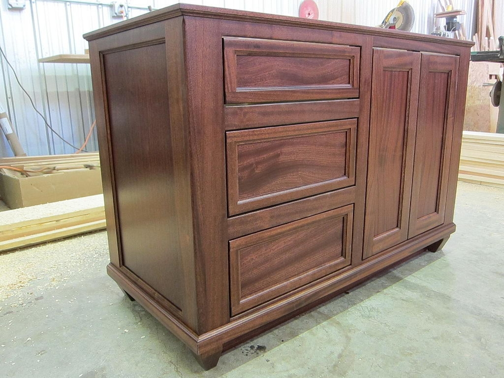 Unfinished Bathroom Vanities At Lowes