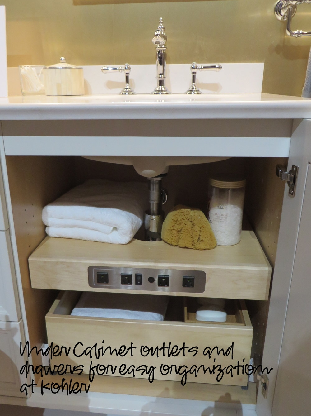 Using Kitchen Cabinets For Bathroom Vanity