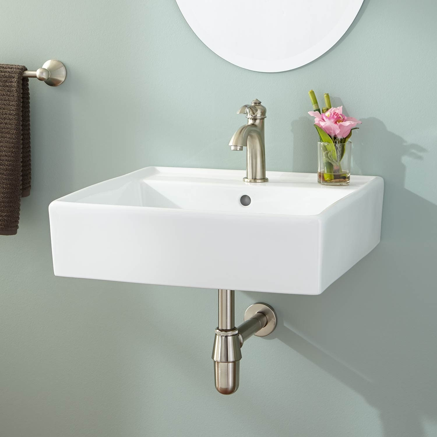 Wall Mount Bathroom Sink Images