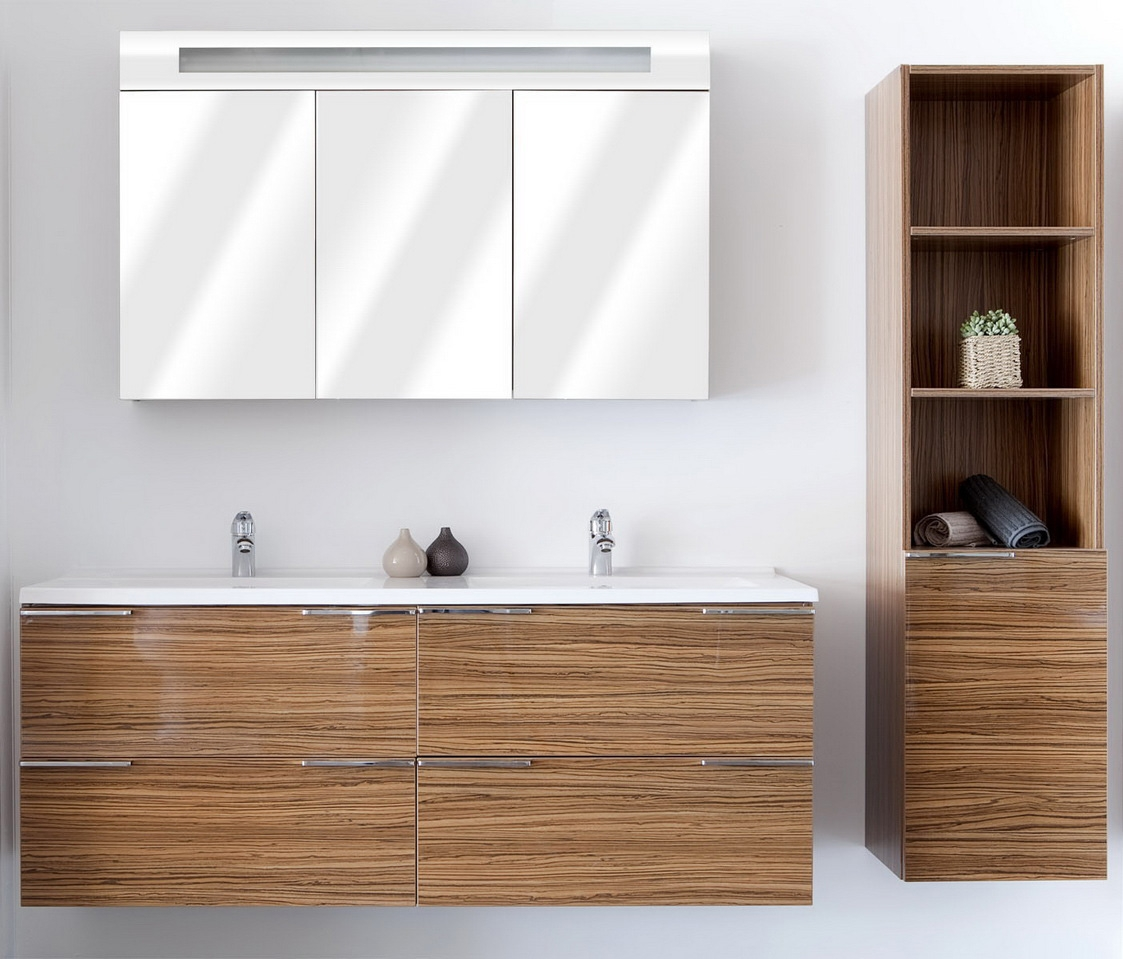 Wall Mounted Cabinets For Bathrooms