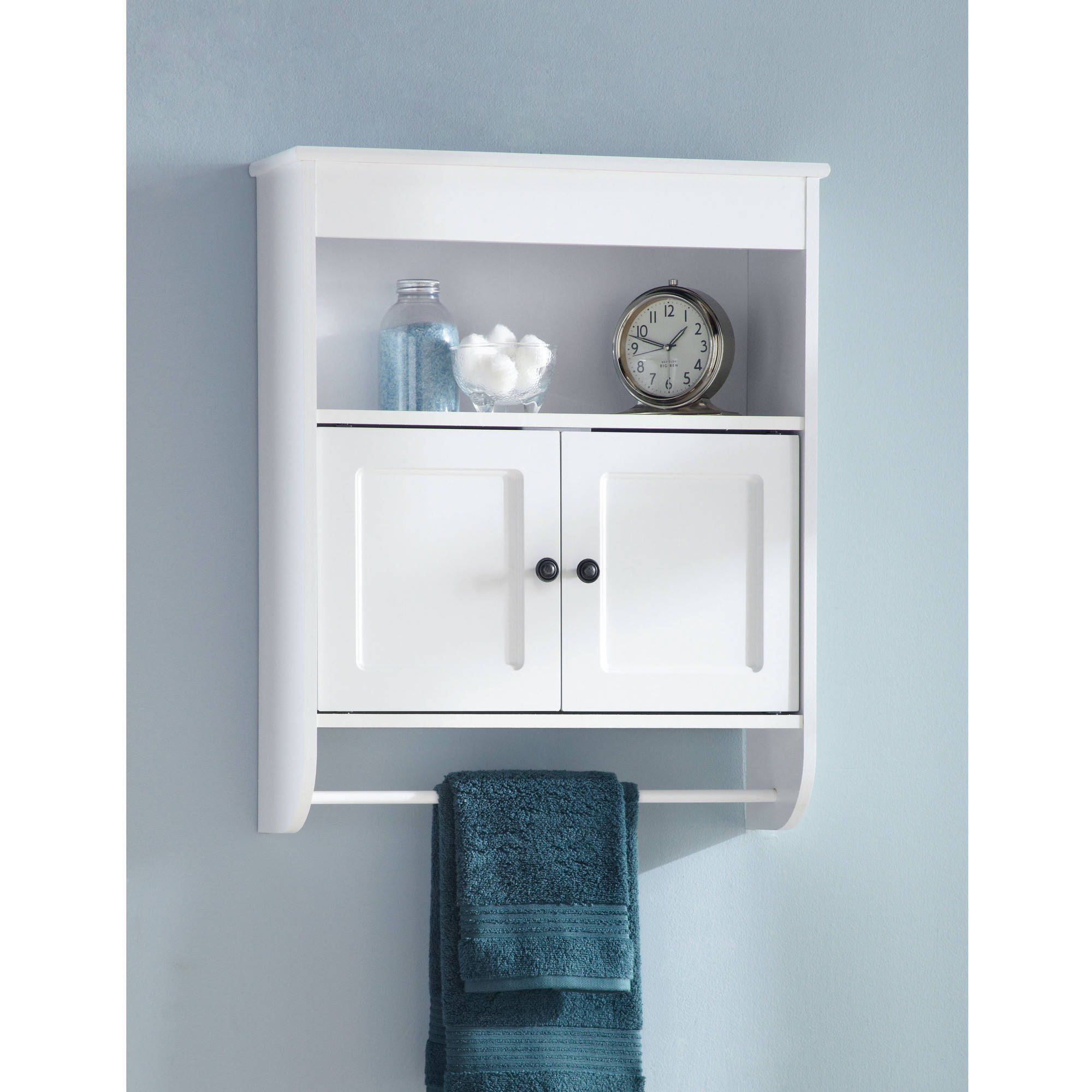 White Bathroom Wall Cabinet Lowes