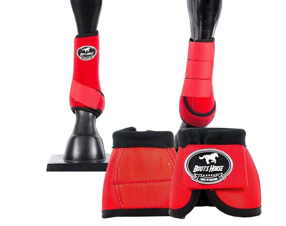 Kit Cloche + Boleteira Média Boots Horse Color