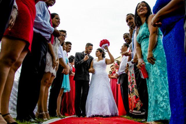 Cerimônia e festa