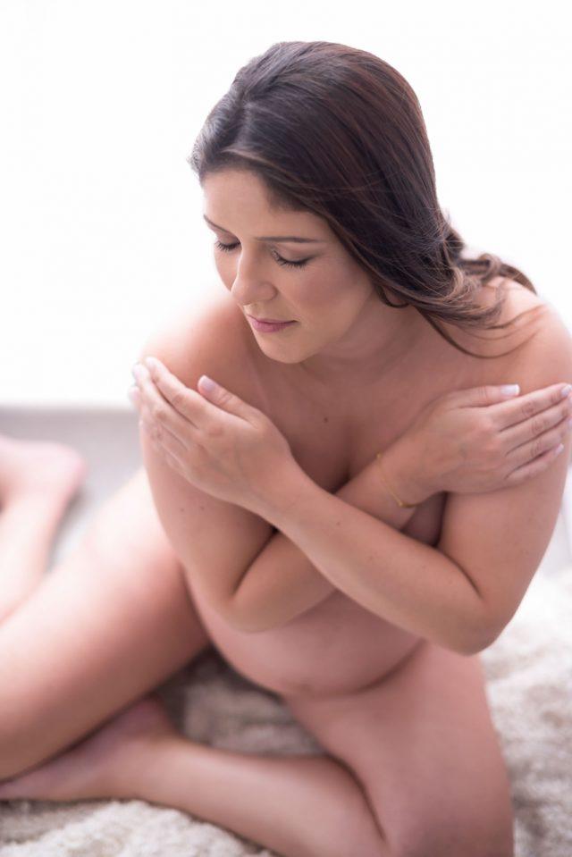 ensaio gestante nu book gravida em estudio