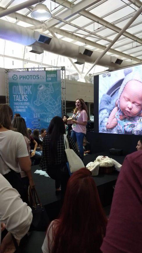 palestras de fotografia newborn fotógrafa laura alzueta