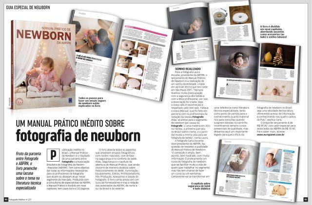 manual pratico de newborn fotografia newborn livro estudo abfrn laura alzueta