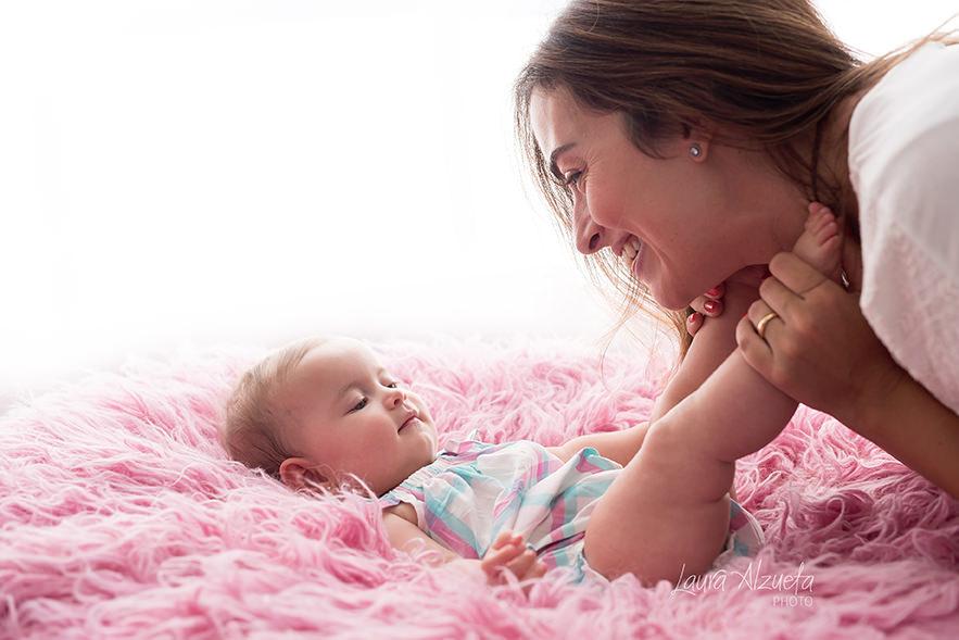 Acompanhamento b rbara 6 meses laura alzueta photo - Bebe de 6 meses ...