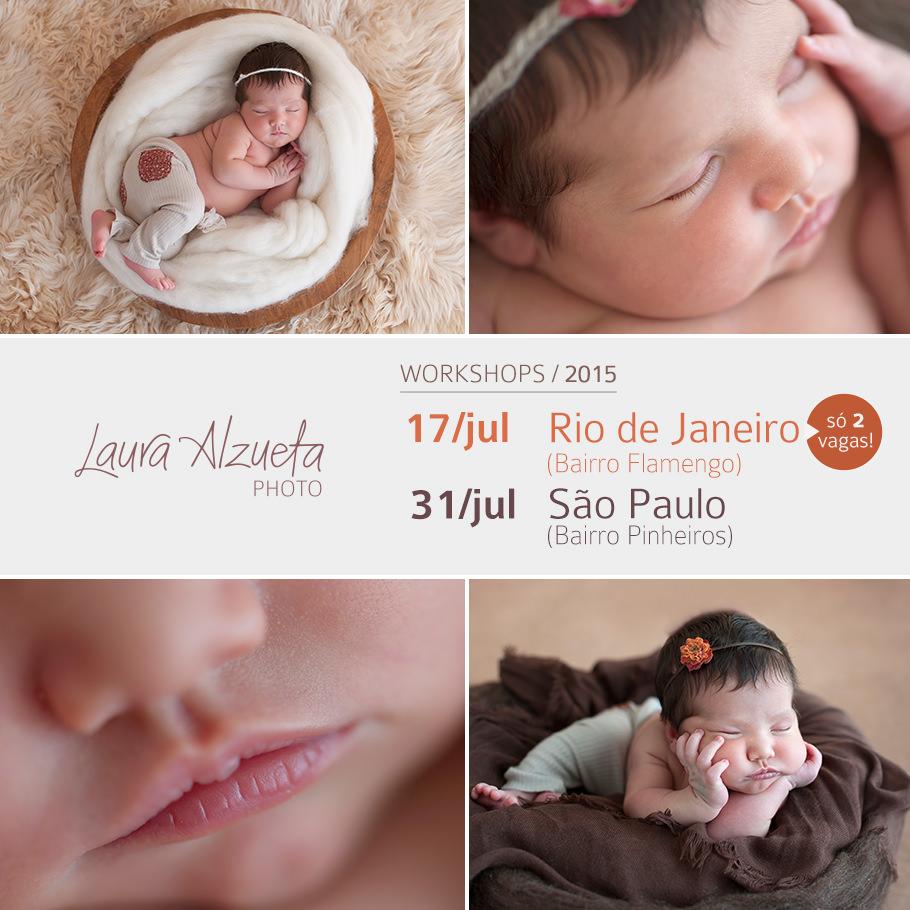 workshop de fotos newborn