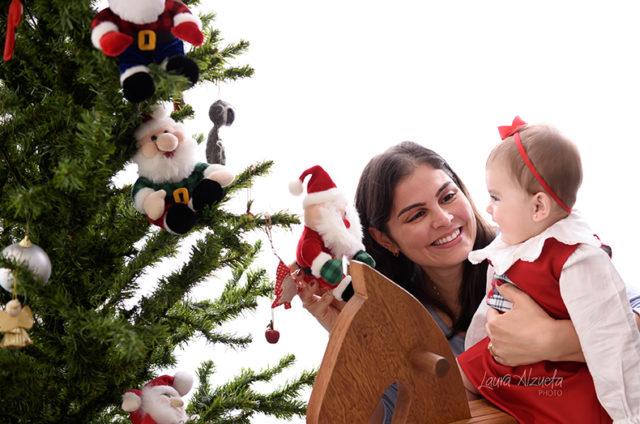 ensaios de natal Laura Alzueta