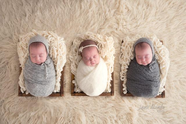 newborn trigemeos