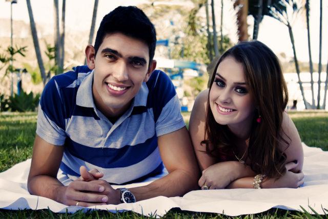 Book fotográfico realizado para o casal Sabrina e Sérgio