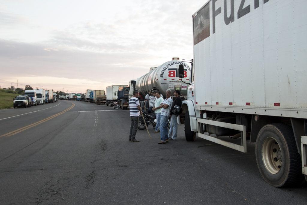 Paralisação dos caminhoneiros - 25052018 - 033