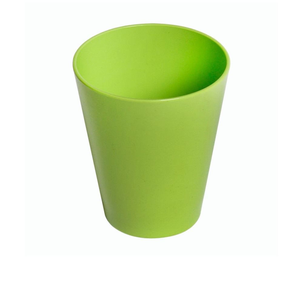 Copo Fresc 350 ml de Polipropileno Verde Vemplast