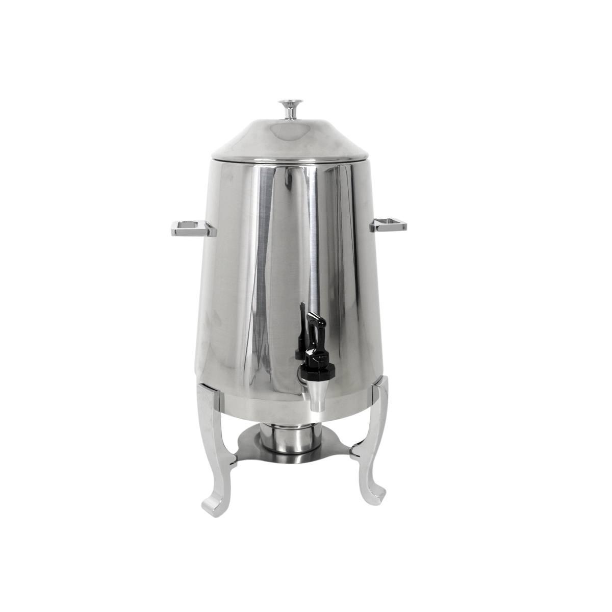 Dispenser de Inox para Bebidas com Fogareiro FrigoPro