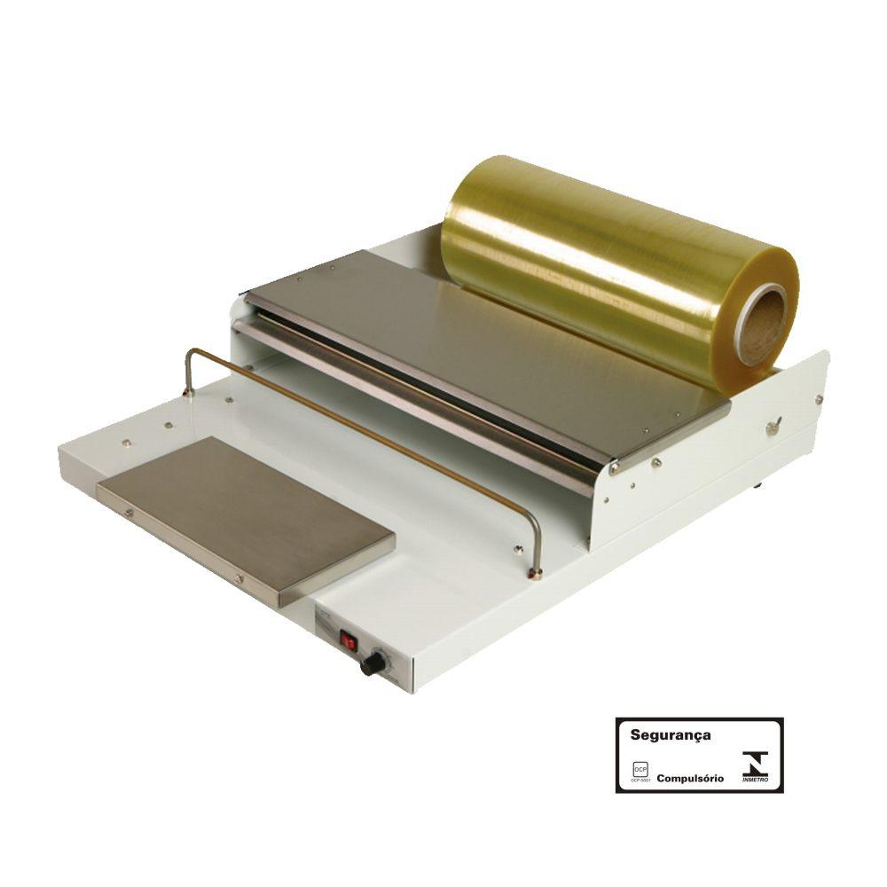 Embaladora para Película de PVC 50 cm com Gabinete 220V B500 Barbi