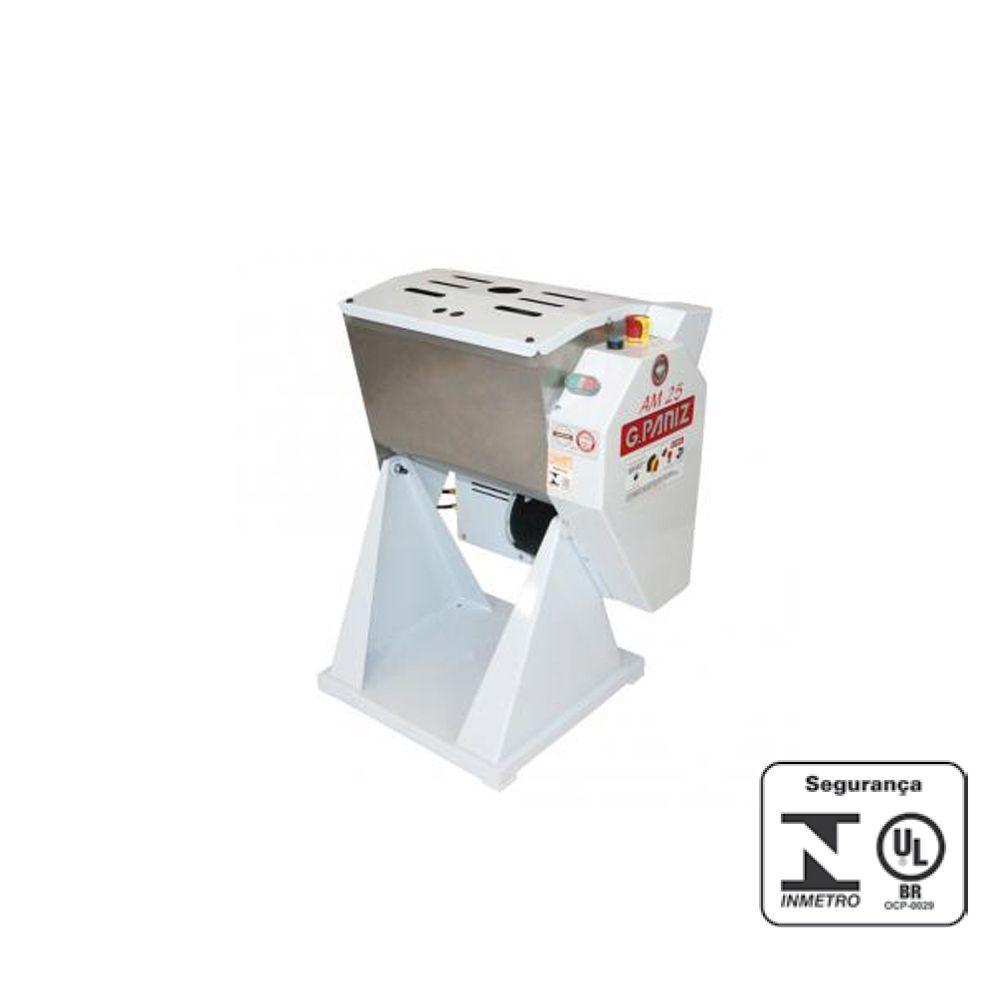 Amassadeira Semi Rápida 25kg Monofásica 220V - Gpaniz