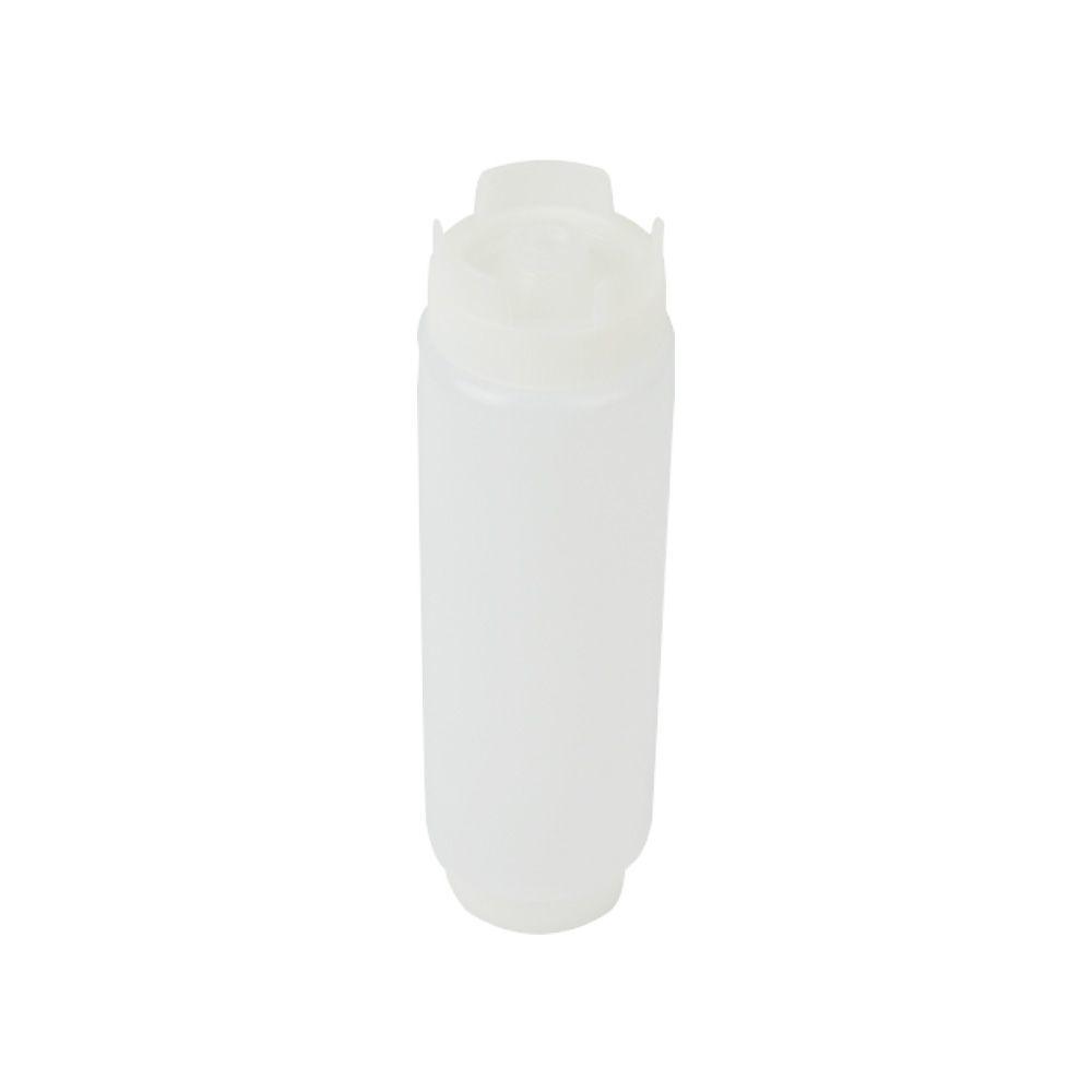 Bisnaga Invertida 480 ml Fifo com Fechamento Automático