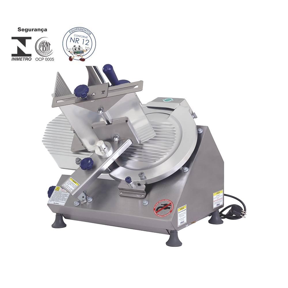Fatiador de Frios Automático de 30 cm 1/3 cv 220V Gural