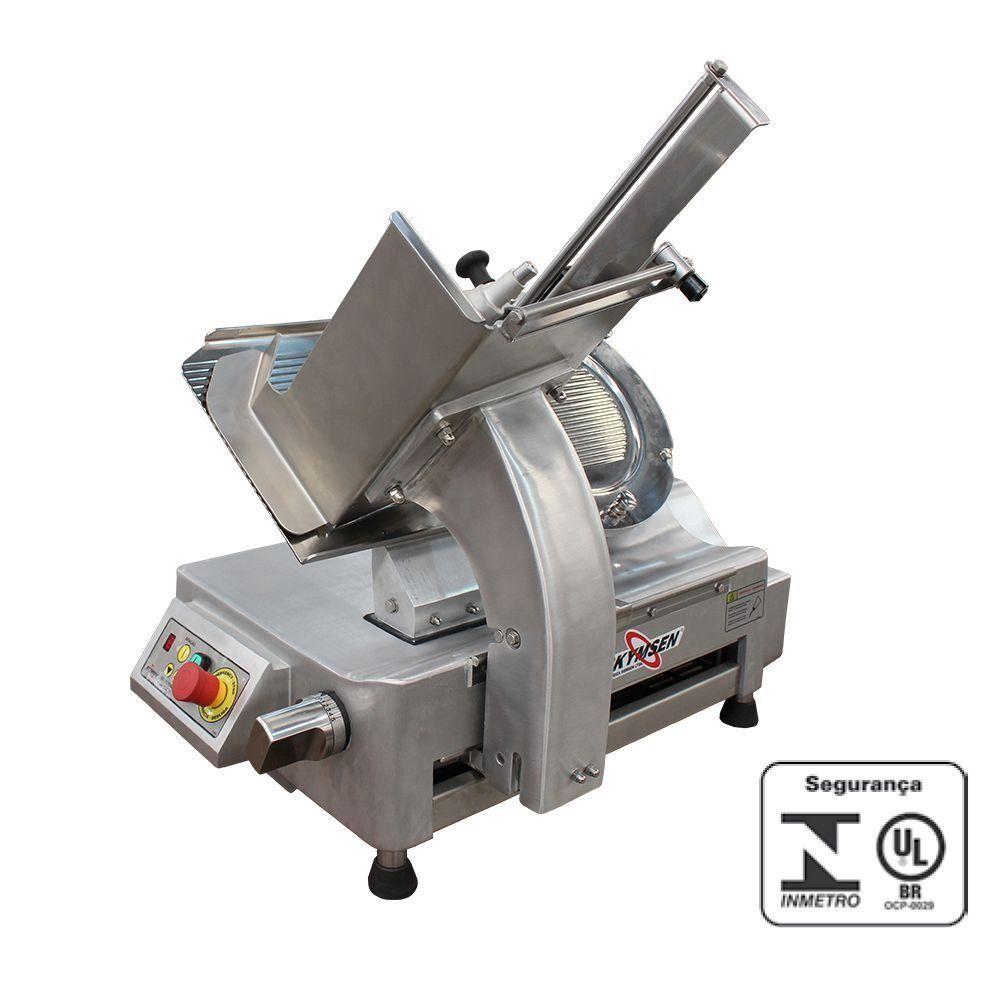 Fatiador de Frios Automático Inox Skymsen 220V