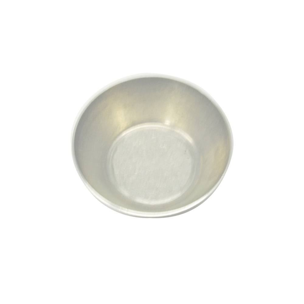 Forma de Empada Alumínio Lisa com Boca de 5,4 cm N2 Doupan 1221